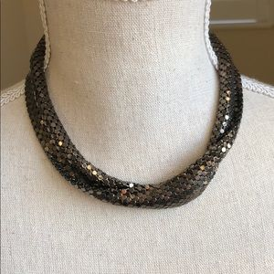 Slinky Statement Necklace